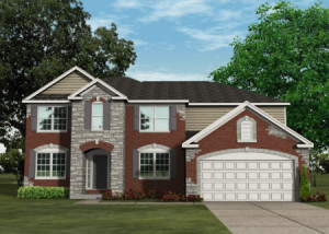 New homes in macomb township southeast michigan new homes for Home builders southeast michigan