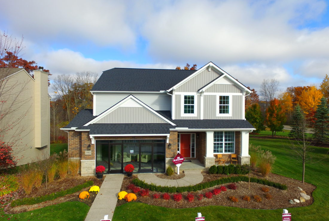 New homes in howell southeast michigan new homes for Home builders southeast michigan