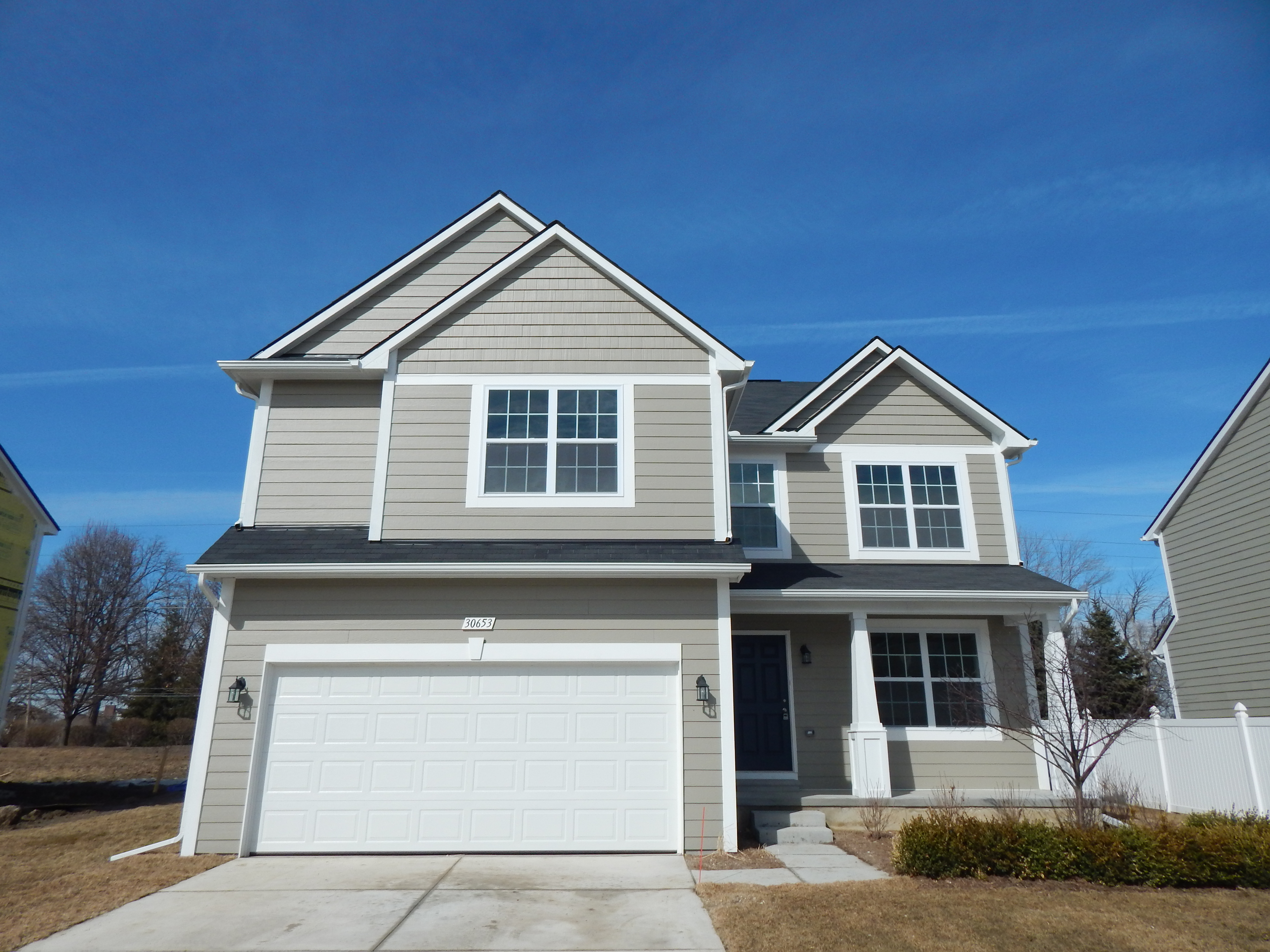 New homes in chesterfield township southeast michigan for Home builders southeast michigan