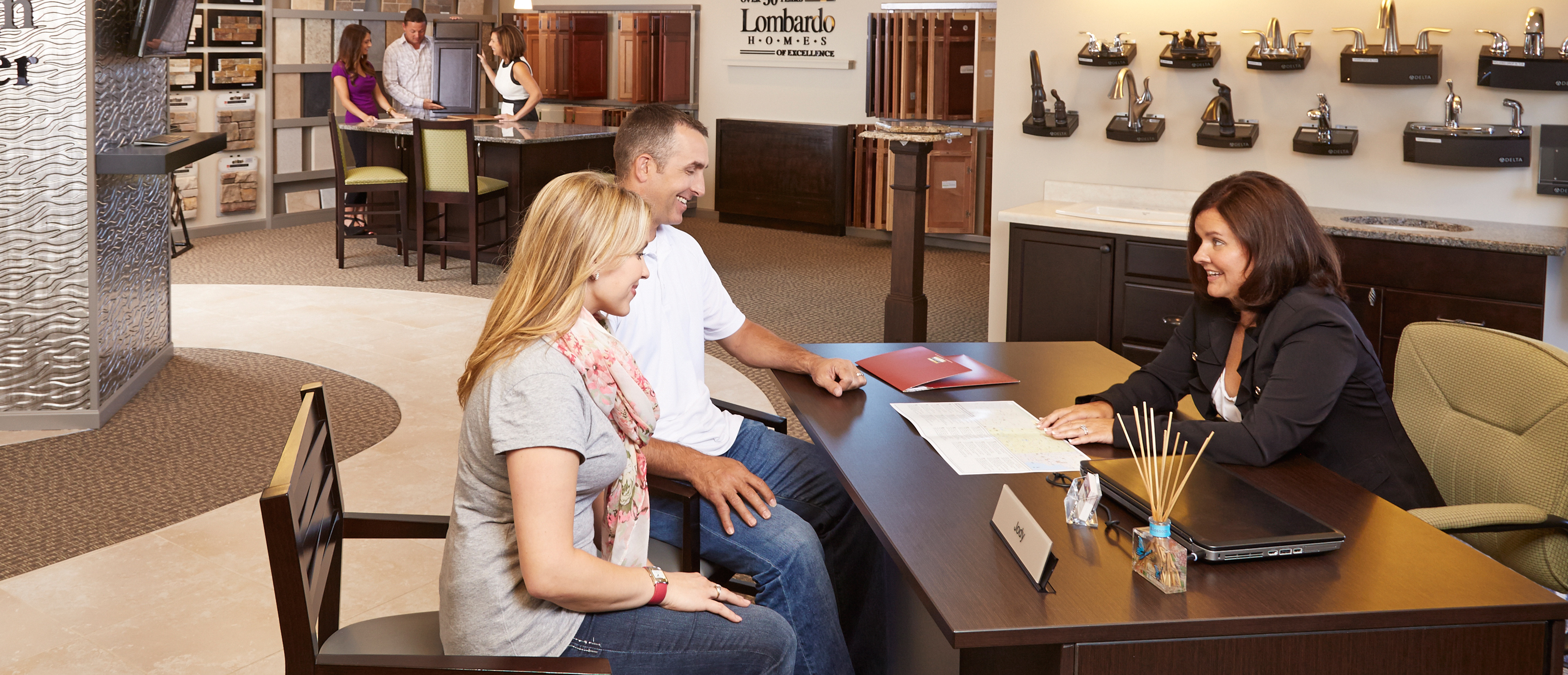 Work With A Home Designer | Lombardo Homes