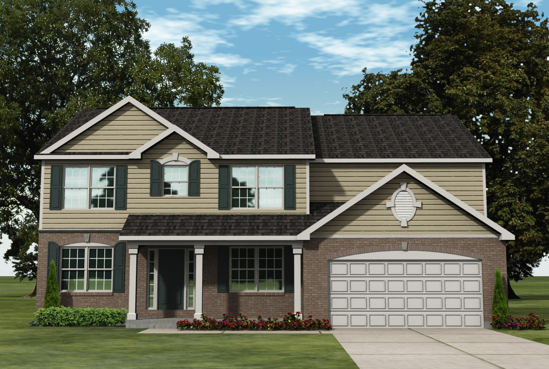 Mi forest lombardo homes for Michigan home builders