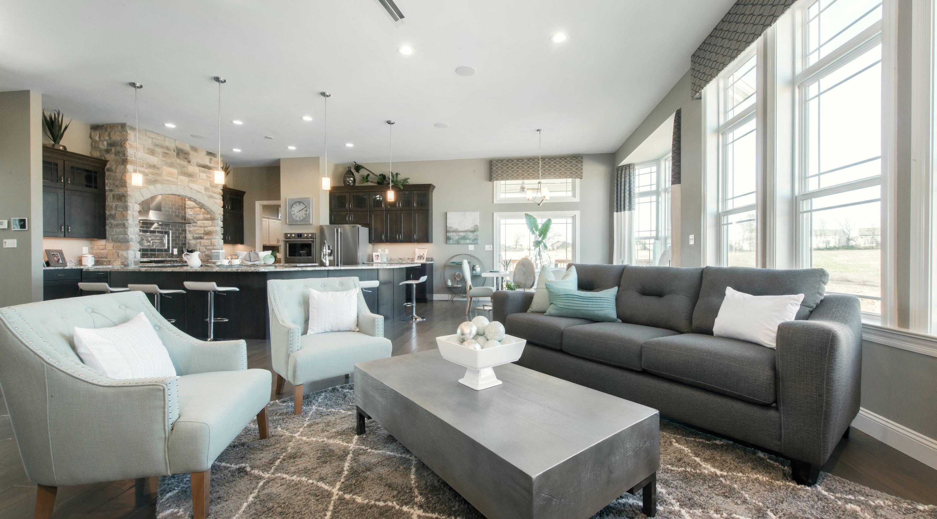 New Construction Homes | Lombardo Homes
