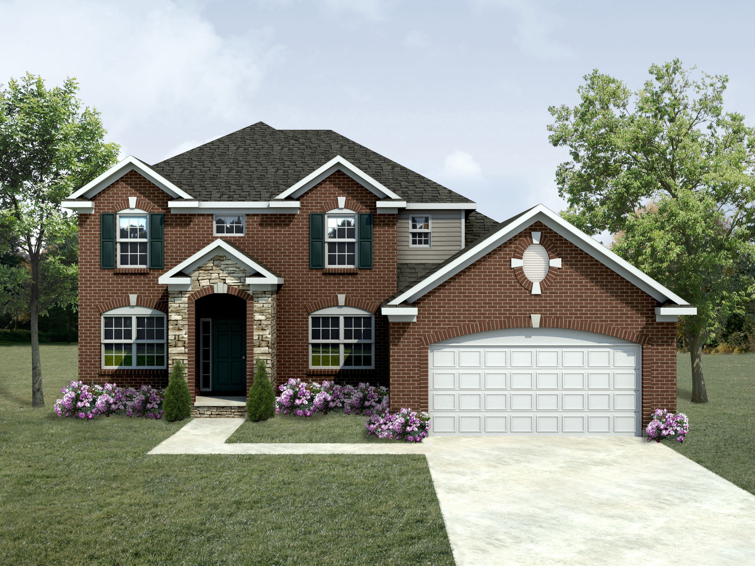 Timberland french traditional v3 for Home builders southeast michigan