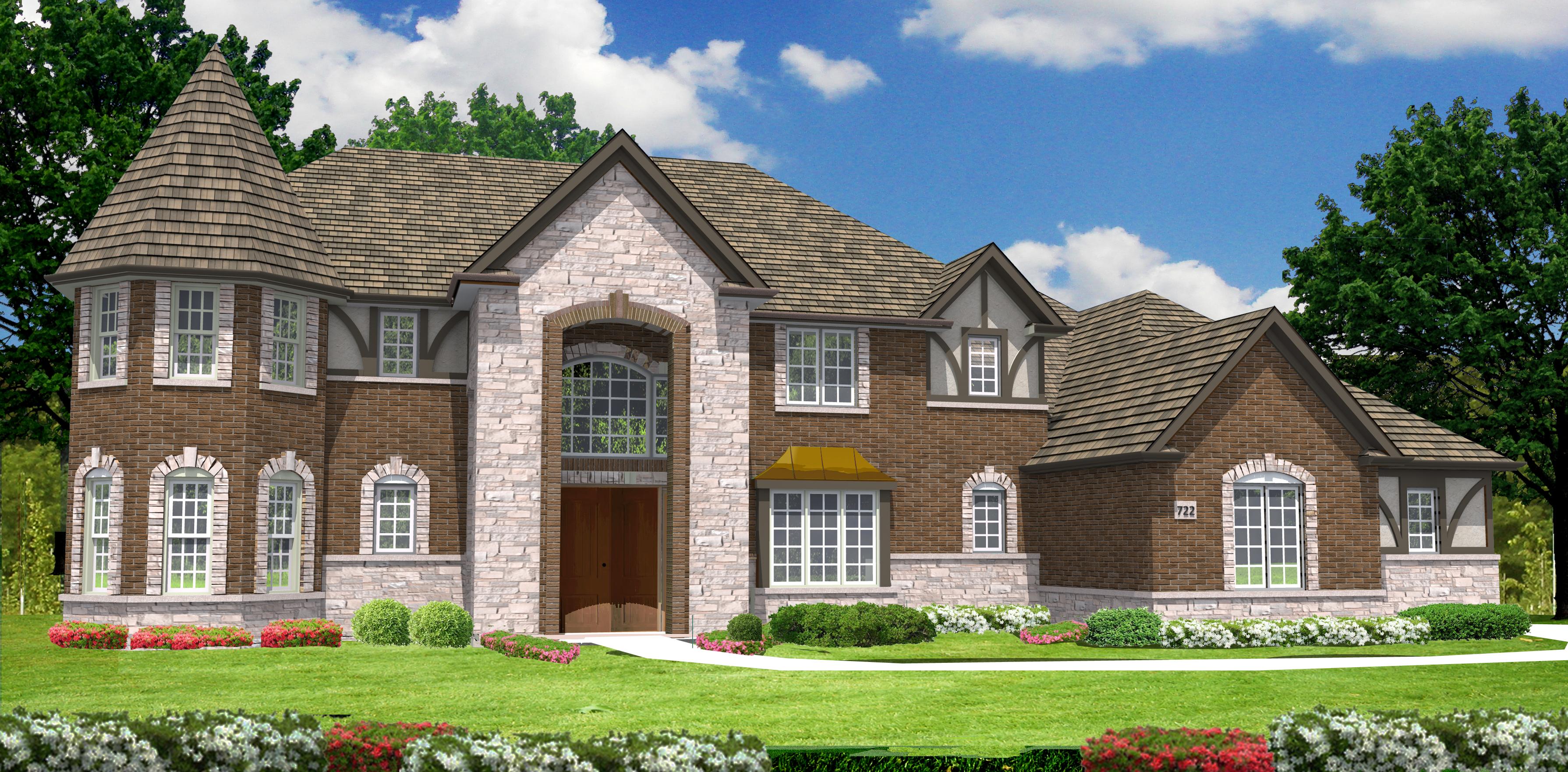 Cranbrook custom homes lombardo homes for Lombardo homes
