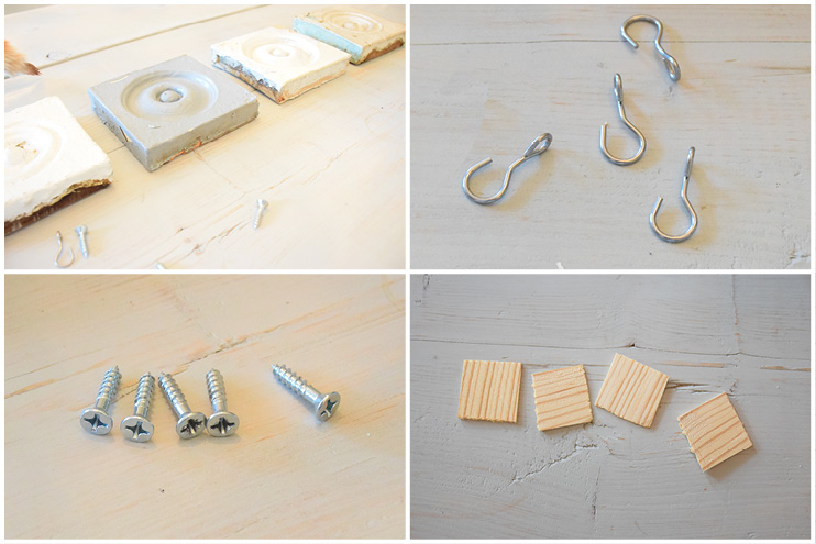 Home decorating diy how to make a hanging bookshelf for How to make a hanging bookshelf