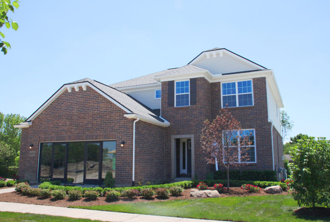 New Homes In Canton Southeast Michigan New Homes