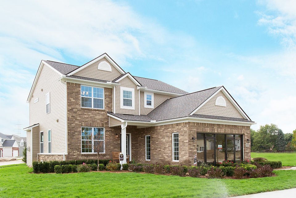 New Homes In Sterling Heights Southeast Michigan New Homes