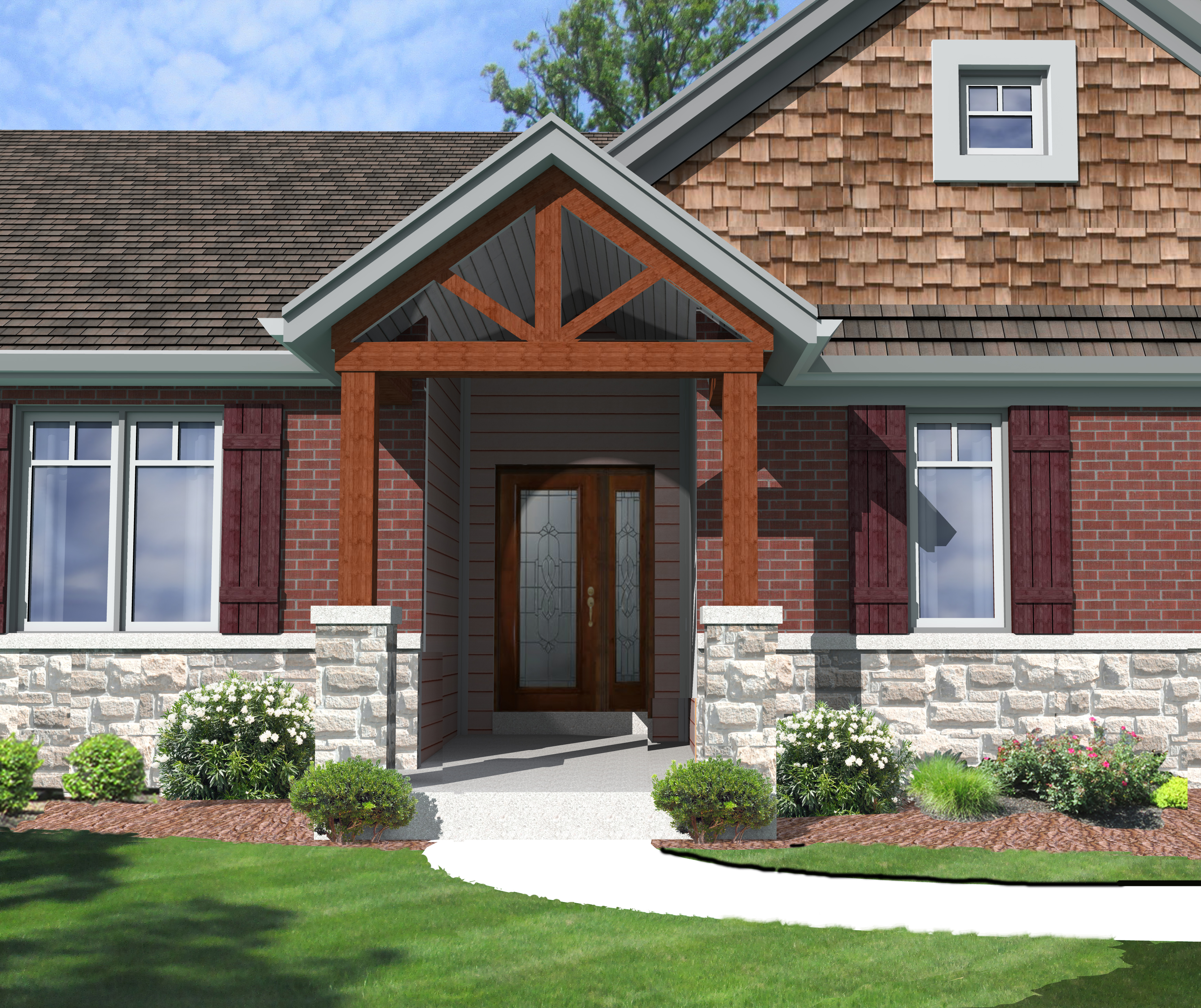 Architectural Design Options Lombardo Homes